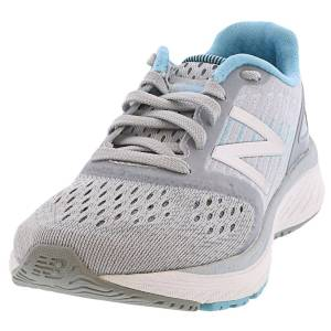 New Balance Boy's Kj860 Gey Ankle-High Mesh Running - 11W