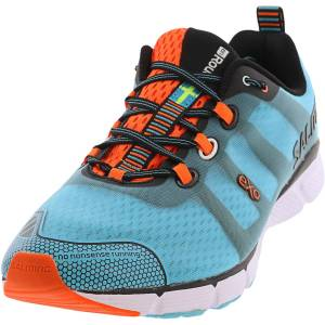 Salming Men's Enroute Shoe Blue Low Top Mesh Training Shoes - 12M