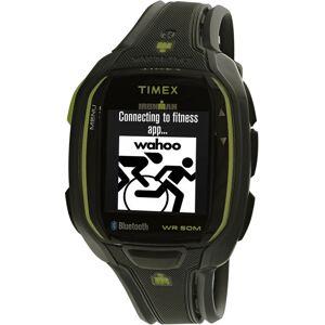 Timex Men's Ironman Run X50 TW5K88000 Black Polyurethane Quartz Sport Watch