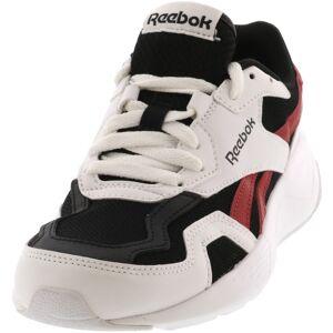 Reebok Men's Royal Dashonic 2 White / Black Excellent Red Low Top Mesh Running - 5.5M