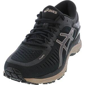 Asics Men's Metarun Black / Onyx Gold Ankle-High Mesh Running - 8M