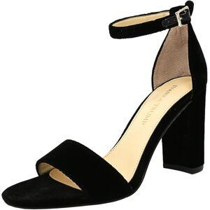 Ivanka Trump Women's Klover3 Fabric Black Ankle-High Pump - 9.5M