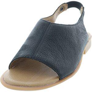 Kodiak Women's Makena Black Ankle-High Leather Sandal - 6M