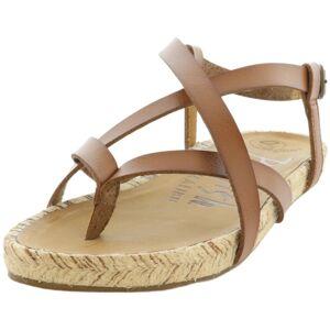 Blowfish Women's Granola Rope Dyecut Arabian Sand Ankle-High Sandal - 8M