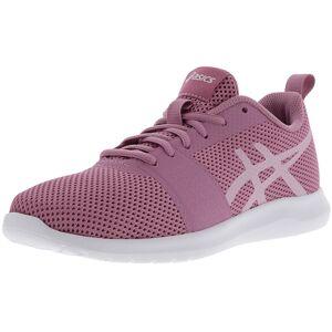 Asics Women's Kanmei Mx Polignac / Parfait Pink White Ankle-High Running - 5.5M