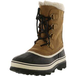 Sorel Women's Caribou Wl Elk Mid-Calf Leather Snow Boot - 9M