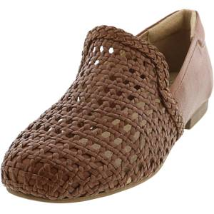 Naturalizer Women's Alva Leather Saddle Ankle-High Slip-On Shoes - 5M
