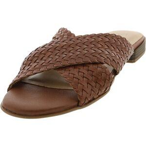Naturalizer Women's Royale Leather Saddle Sandal - 6.5M