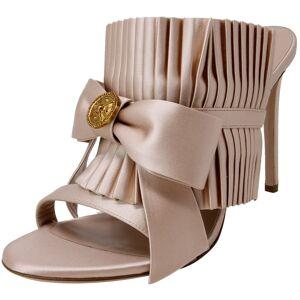 Fausto Puglisi Women's Satin Sandal Skin Pump - 6M