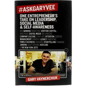 Gary Vaynerchuk Hardcover Book #ASKGARYVEE