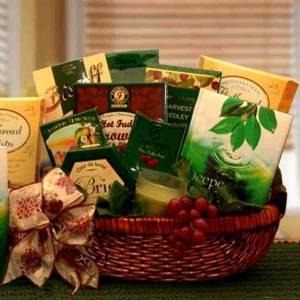 GBDS Deeper Than Tears Condolence Gift Basket