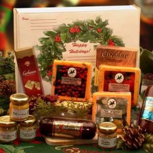 GBDS Happy Holidays Gourmet Sampler Gift Pack