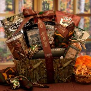 GBDS Camo Fathers Day Gift Set