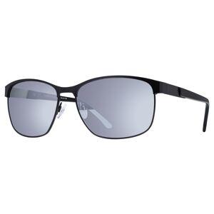 Lunettos John Black Sunglasses