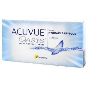 ACUVUE OASYS 2-Week 12pk Contacts