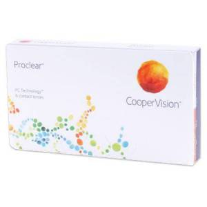 Proclear sphere Contacts