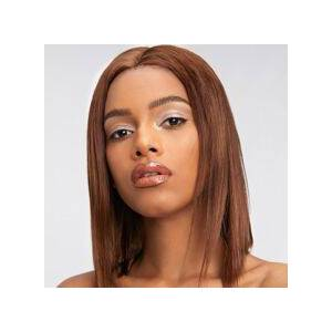 SHEIN 13*4 Lace Front 150% Short Straight Human Hair Wig  - Brown - Size: 8 Inch 10 Inch 12 Inch 14 inch