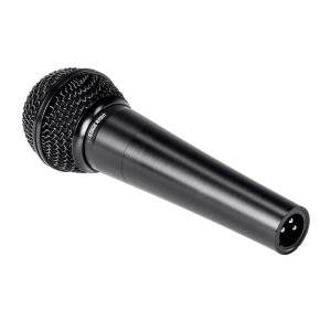 Monoprice Stage Right by Monoprice Performance Dynamic Vocal Microphone with Clip