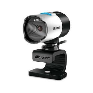 Microsoft LifeCam Webcam - 30 fps - USB 2.0 - 5 Megapixel Interpolated - 1920 x 1080 Video - CMOS Sensor - Auto-focus - Microphone