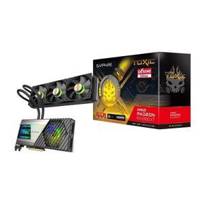 AMD Sapphire TOXIC AMD RADEON RX 6900 XT GAMING OC Video Card, 16GB GDDR6 EXTREME EDITION HDMI / TRIPLE DP