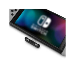 Tacklife HomeSpot Bluetooth Audio Transmitter Adapter For Nintendo Switch (Grey and Grey)