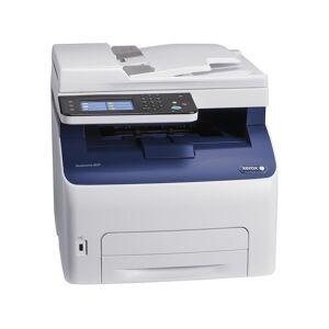 Xerox WorkCentre 6027/NI LED Multifunction Printer - Color - Plain Paper Print - Desktop - Copier/Fax/Printer/Scanner - 18 ppm Mono/18 ppm Color Print