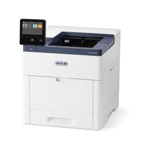 """Xerox VersaLink Color Laser Printer letter/legal up to 55ppm USB/Ethernet 550 sheet tray 5"""" Display - C600/DN"""
