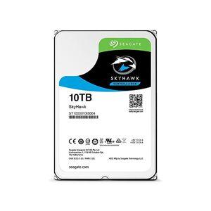Seagate SkyHawk 10TB Surveillance Hard Drive - SATA 6Gb/s 256MB Cache 3.5-Inch Internal Drive - ST10000VX0004