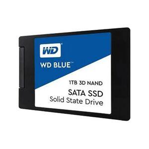 """Western Digital WD Blue 3D NAND 1TB PC SSD - SATA III 6 Gb/s 2.5""""/7mm Solid State Drive - WDS100T2B0A"""