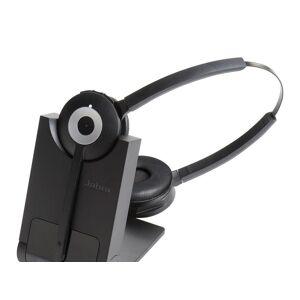 GN NETCOM Jabra PRO 920 Headset - Stereo - Wireless - DECT - 393.7 ft - Over-the-head - Binaural - Supra-aural