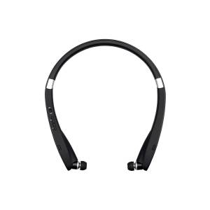 Monoprice Neckband Wireless Bluetooth Earphones with Retractable Earbuds