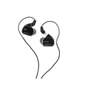 Monoprice Quintet Wired In Ear Monitor (3 Balanced Armatures + 2 Dynamic Drivers)