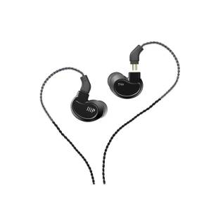 Monoprice Trio Wired In Ear Monitor (1 Balanced Armature+2 Dynamic Drivers)