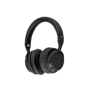 Monoprice BT-500ANC Bluetooth with aptX-HD, Google Assistant, Wireless Over Ear Headphones with Hybrid Active Noise Cancelling (ANC)