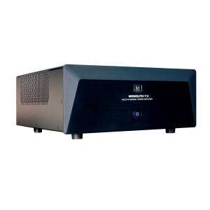 Monoprice Monolith by Monoprice 7x200 Watts Per Channel Multi-Channel Home Theater Power Amplifier with XLR Inputs