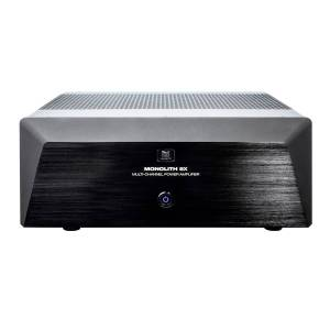 Monoprice Monolith by Monoprice 5x200 Watts Per Channel Multi-Channel Home Theater Power Amplifier with XLR Inputs