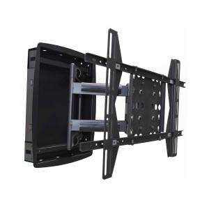 Monoprice Recessed Full-Motion Articulating TV Wall Mount Bracket - For TVs 32in to 60in, Max Weight 200 lbs, Extension Range of 4.4in to 29.8in, VESA