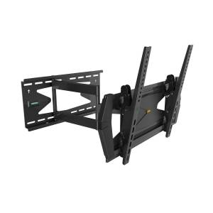 Monoprice Commercial Series Full-Motion TV Wall Mount Bracket TVs 32in to 55in, Max Weight 88lbs, Extends 3.0in to 21.6in, VESA Up to 400x400, Securit