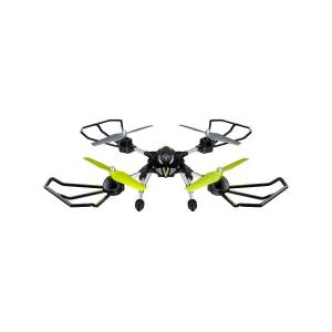 Aukey Black Sparrow Drone, Intelligent Fixed Altitude, Colorful LED, Headless Mode Quadcopter by Aukey