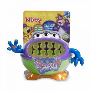 Nuby Infant's iMonster Snack Keeper