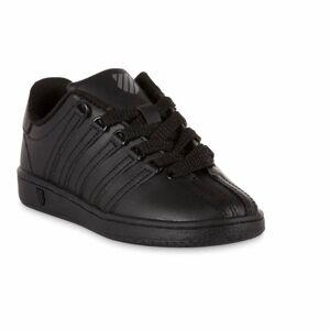 K-Swiss Boys' Classic White Sneaker, Size: 7 - (Youth)