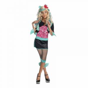 Monster Cable High - Lagoona Blue Child Costume, Size: Small