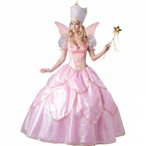 In Character Fairy Godmother Adult Costume, Size: Small