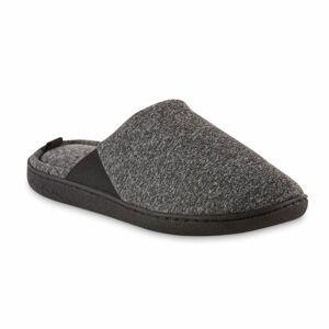 Dearfoams Women's Memory Foam Clog Slipper - Black, Size: Medium