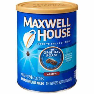 Maxwell House Coffee, Ground, Medium, Original Roast, 11.5 oz (326 g)