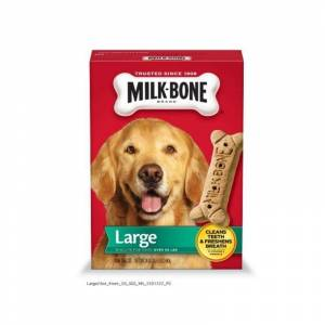 Milk-Bone Large Biscuits For Dogs, Over 50 pounds, 24 oz