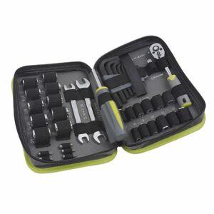 Craftsman 42 Pc. Zipper Case Tool Set, stainless steel