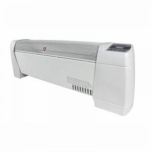 OPTIMUS ENTERPRISE, INC. 97078863M 30'' Baseboard Convection Heater with Digital Display and Thermostat, White