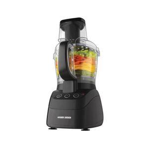 Black & Decker FP2500B 10 Cup Food Processor in Black