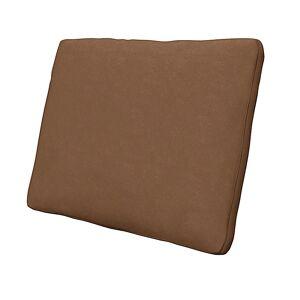 Bemz IKEA - Cushion Cover Karlstad 58x48x5 cm, Bronze, Velvet - Bemz